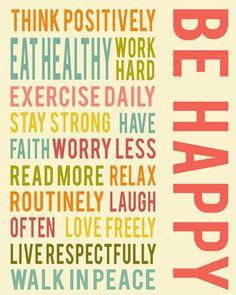 Una bella citazione ispirazione.. Una lista da tenere sotto mano... Buona giornata Shab