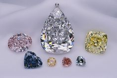 Smithsonian diamonds