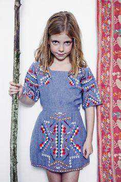 Blau4Blau (Antik Batik Kids SS/14)