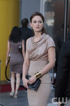"""""""Easy J""""--   Pictured   Leighton Meester as Blair Waldorf Gossip Girl   PHOTO CREDIT: GIOVANNI RUFINO/ THE CW ©2010 THE CW NETWORK. ALL RIGHTS RESERVED"""