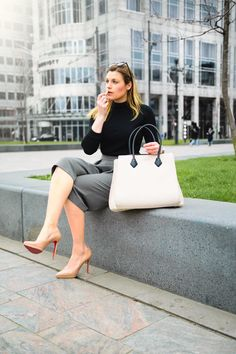 Office style with Isabel Marant and Louboutin