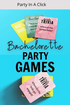 Planning a Bachelorette party and looking for some fun drinking games? Bachelorette party games are the key to any amazing bachelorette! Group drinking games are key and this hilarious bachelorette game will get you and the girls laughing, drinking and having a great time! All in a click of a button! bachelorette party ideas girl night | party drinking games alcohol | girls night party | girls night games ideas | bachelorette drinking | Bachelorette party ideas girl night Bachelorette Drinking Games, Fun Drinking Games, Girls Night Games, Girl Night, Bridal Shower Party, Birthday Party Decorations, Laughing, Alcohol, Hilarious