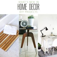 What's New in Home Decor DIY Projects - The Cottage Market