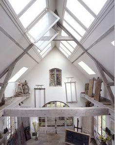 Yuri Kuper's home in France