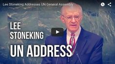 When A Pastor Who Died For 45 Mins Delivered This Unbelievable Message To The UN… Everybody Went Silent [VIDEO]