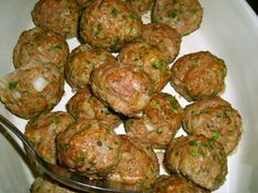 Gluten free meatballs>> and they were delicious!