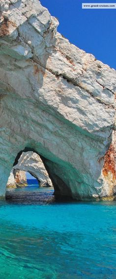 41 Spectacular Places Around the World , Blue Caves, Zakynthos Island, Greece