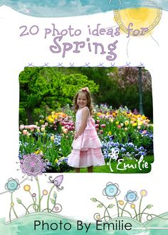20 spring photo ideas