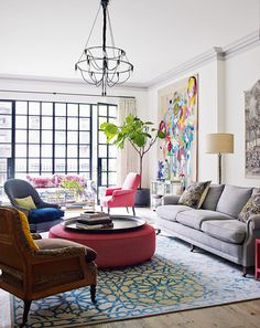 elegant living room, eclectic home decor, glamour living room decorating
