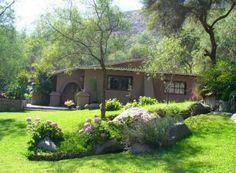 jardines de casas campestres - Buscar con Google