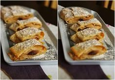 Pradobroty: Tažený štrůdl French Toast, Breakfast, Cake, Food, Morning Coffee, Kuchen, Essen, Meals, Torte
