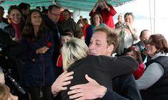 In photos: Best royal hugs - HELLO! US