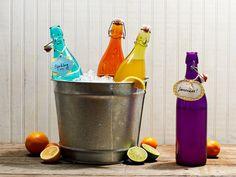 Multicolor Bottles