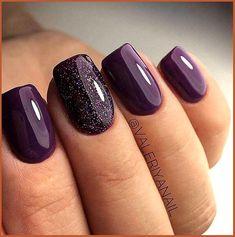 Acrylic Nail Designs, Acrylic Nails, Fingernail Designs, Cute Nails, Pretty Nails, Pretty Nail Colors, Manicure E Pedicure, Manicure Ideas, Short Nail Manicure