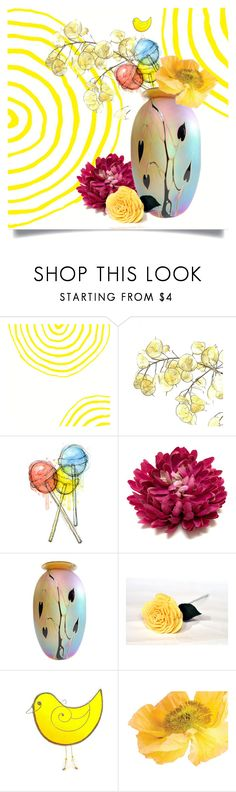 Easter Springtime Vibe by mairi-thompson on Polyvore featuring interior, interiors, interior design, home, home decor, interior decorating and Cadeau Interior Decorating, Interior Design, Spring Time, Easter, Invitations, Interiors, Board, Polyvore, Etsy
