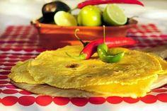Resepti: Tortillat
