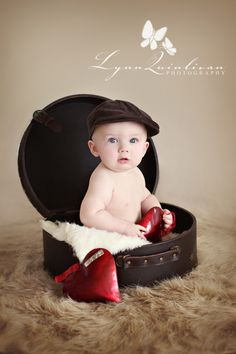 "newborn baby boy picture ideas | Month Old Baby ""E"" – Massachusetts Natural Light Studio ..."