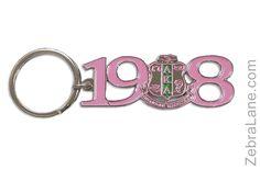 1908 keychain