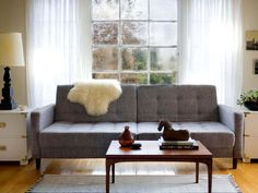 Living Room Style Guide : Rooms : HGTV