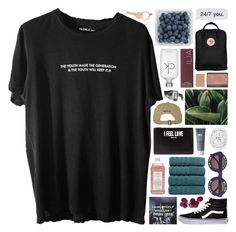 """""""darling i will be loving you till we're seventy"""" by untake-n ❤ liked on Polyvore featuring Vans, Williams-Sonoma, Givenchy, Wildfox, Origins, Brinkhaus, Fjällräven, Ilia, Harry Allen and Calvin Klein"""