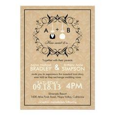 Sweetest Love Cakepop Modern Wedding Invite http://www.zazzle.com/sweetest_love_cakepop_modern_wedding_invite-161397049047973919?rf=238194283948490074&tc=pfz