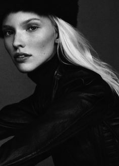 Sasha Luss in Vogue Russia, November 2013 photographed by Mariano Vivanco