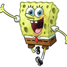 Spongebob Squarepants Giant Wall Decal