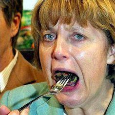 Fotos graciosas de políticos famosos