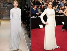 Shailene Woodley In Valentino Spring 2012 Couture