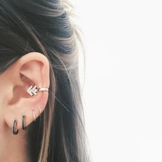 carbon and hyde earrings