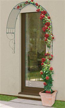 Garden Mural, Terrace Garden, Garden Art, Garden Arches, House Plants Decor, Plant Decor, Deco Floral, Dream Garden, Garden Projects