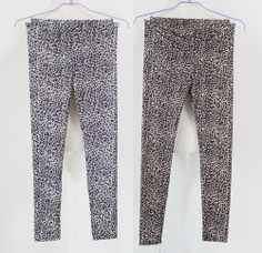 sexy leopard print legging fashion legging skinny spring stretchy pants tights $7.56