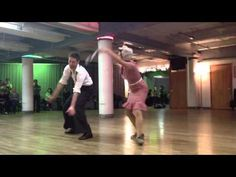 Evita Arce & Michael Jagger - Spring Cleaning Routine - YouTube-- she's becoming one of my favorite dancers..