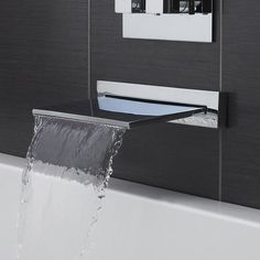 Waterfall Tub Faucet - with high water pressure of 1.6Mpa - $228