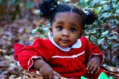 Cute Baby Girl by Muriel215, via Flickr
