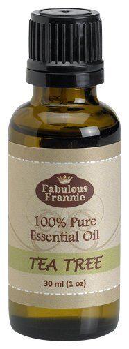 Fabulous Frannie Tea Tree Essential Oil