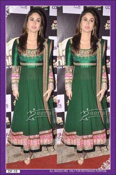 IS Ethnic Anarkali Indian Pakistani Designer Salwar Kameez Bollywood Party Wear  #Lookbollywood #BollywoodSalwarKameez