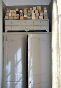 Une collection de savons de Marseille chez Pascale PALUN