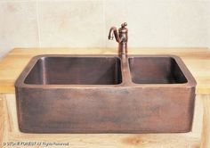 Stone Forest Farmhouse Sinks - traditional - kitchen sinks - houston - Westheimer Plumbing & Hardware