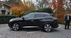 2015 Nissan Murano Platinum AWD in 150-Photo Debut!