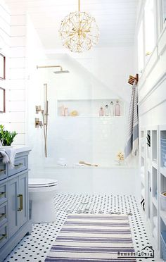 DIY - Small master bathroom makeover