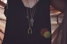 Taryn's Party // Necklace Party!