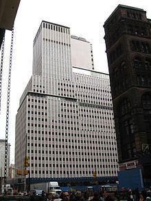 Western Electric - head office