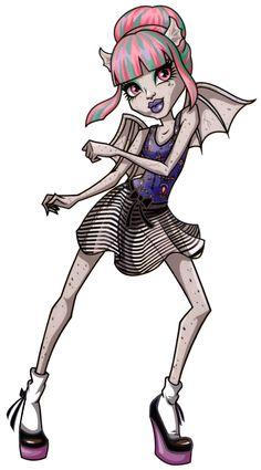 Monsrer High Rochelle Goyle Dance Class PNG by on DeviantArt Monster High School, Monster High Art, Monster High Birthday, Love Monster, Monster High Dolls, Monster High Pictures, Rochelle Goyle, Personajes Monster High, Dance Class