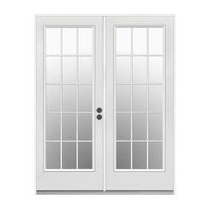 ReliaBilt Low-E Steel Patio Door | Lowe's Canada