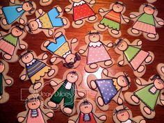 Galletas para el Día del Maestro para el Colegio San Bartolomé La Merced