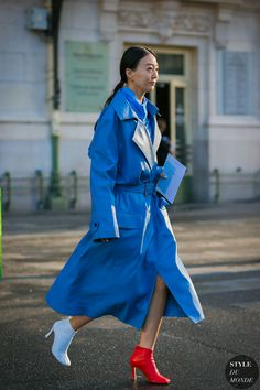 After Olivier Theyskens by STYLEDUMONDE Street Style Fashion Photography
