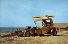 George Barris Custom Cars | This humorous rod creation was designed and built at Barris Kustom ...