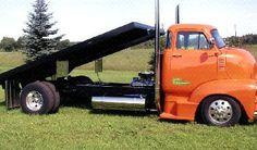 1953 C.O.E. Truck