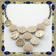 c53292c7bccb Sahara Necklace! Bold   Beautiful!! Check out my website  www. touchstonecrystal